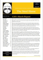 Steel Horses March 2010 Newsletter