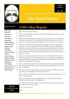 Steel Horses May 2010 Newsletter