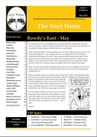 Steel Horses May 2011 Newsletter