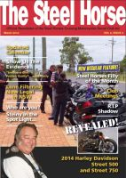 Steel Horses March 2014 Newsletter