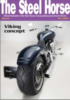 Steel Horses May 2014 Newsletter